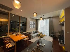 For RentCondoSukhumvit, Asoke, Thonglor : Condo for rent, quattro by sansiri, beautiful room, fully furnished, ready to move in