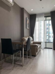 For RentCondoRama9, Petchburi, RCA : ✨ For rent Ideo Mobi Rama 9, best location, on the 24th floor, fully furnished, ready to move in ✨