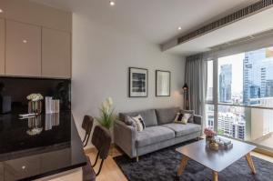 ขายคอนโดสุขุมวิท อโศก ทองหล่อ : คอนโด 59  Heritage For sale 2 bedroom  Newly Renovated Good price