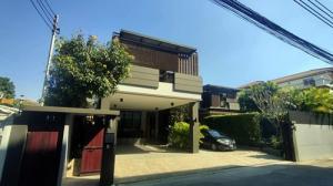 ขายบ้านสุขุมวิท อโศก ทองหล่อ : BH_01005 ขาย บ้านเดี่ยว ซอย ปรีดี พนมยงค์ 14 ถนน สุขุมวิท 71