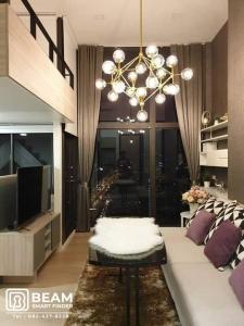 เช่าคอนโดพระราม 9 เพชรบุรีตัดใหม่ : CW003_P😊Chewathai Residence Asoke😊**ห้องสวย แต่งครบ พร้อมเข้าอยู่**