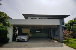 For SaleHouseNakhon Pathom, Phutthamonthon, Salaya : B00540 House for sale Habitia Line Phutthamonthon Sai 2