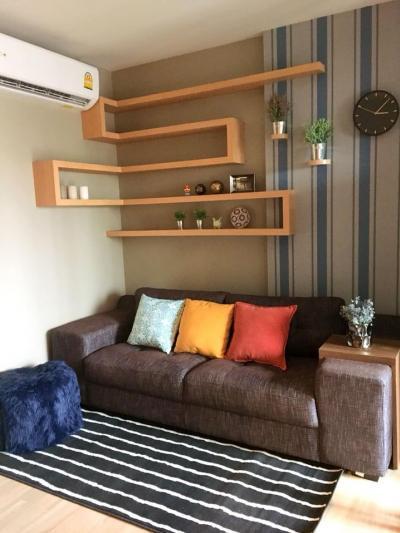 For RentCondoRama9, RCA, Petchaburi : 📌 Condo for rent at The Base Garden Rama 9