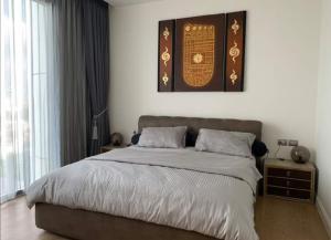 เช่าคอนโดวงเวียนใหญ่ เจริญนคร : Magnolias Waterfront Residences 2 bed