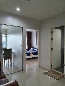 เช่าคอนโดอ่อนนุช อุดมสุข : เช่าด่วน !! ห้องแต่งสวยมาก ชั้นสูงวิวสวย Aspire Sukhumvit 48