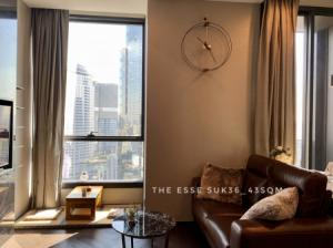 For RentCondoSukhumvit, Asoke, Thonglor : +New Room for Rent! Newly decorated  at the main street of Sukhumvit road next door to BTS Thonglor +