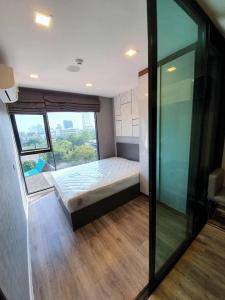 เช่าคอนโดรัชดา ห้วยขวาง : For Rent Modiz 32  ให้เช่า คอนโด โมดิซ 32 ห้องสวย ใกล้ MRT ลาดพร้าว