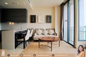 For RentCondoSukhumvit, Asoke, Thonglor : JY-R00144-For Rent THE ESSE ASOKE, 50th floor, 48sq.m., 1 Bed 1 Bath, Near BTS Asoke, MRT Sukhumvit