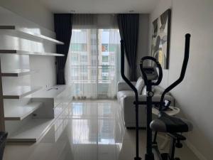For RentCondoRama9, RCA, Petchaburi : 🔥Good Price!!! 15K 🔥 For rent 1 Bed 40 Sqm_Condo Circle1 (Petchaburi 36)_MRT :Petchaburi 800 m. and BTS : nana 900 m.