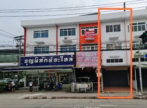 ขายตึกแถว อาคารพาณิชย์เสรีไทย-นิด้า : ขาย ตึกแถว อาคารพาณิชย์ ติดถนนเสรีไทย ตรงข้ามหมู่บ้านสหกรณ์(ซ.57) 3ชั้นครึ่ง เนื่อที่41ตร.ว. ลึก 41เมตร