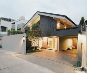 ขายบ้านอ่อนนุช อุดมสุข : [ขาย] บ้านเดี่ยว 2 ชั้น โมเดิร์น เฮาส์ สุขุมวิท 65 พร้อมสระว่ายน้ำ