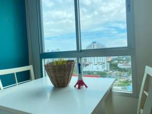 ขายคอนโดพระราม 9 เพชรบุรีตัดใหม่ : Wow!!for self Lumpini park rama9-Ratchada 1 bedroom