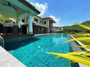 For SaleHouseHua Hin, Prachuap Khiri Khan, Pran Buri : Luxury property for sale ,HuaHin-Black mountain golf course 5 bedroom 6 bathroom .
