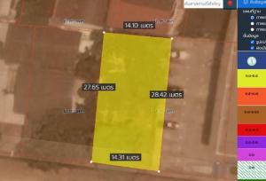 ขายที่ดินรัชดา ห้วยขวาง : D57ขายที่ดิน 100ตรว  ย่านสุทธิสาร-รัชดา ใกล้รถไฟฟ้าใต้ดิน ในซอยถนอมจิตร  700เมตรจากสี่แยกสุธิสาร