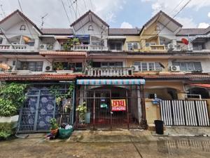 For SaleTownhouseNawamin, Ramindra : BH_01134 House for sale Phacharat Soi Khubon 27