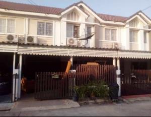 For SaleTownhouseBangbuathong, Sainoi : NH_01052 House for sale Baan Pruksa 76 Bangyai-Kaew-In
