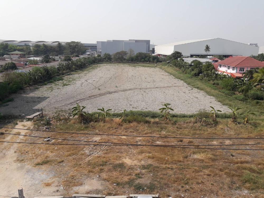 ขายที่ดินสำโรง สมุทรปราการ : ขายที่ดินขนาดพื้นที่ 9 ไร่ 40ตารางวาถนนบางนา ก.ม.ที่19 ต.บางโฉลง. อ. บางพลี จ สมุทรปราการ