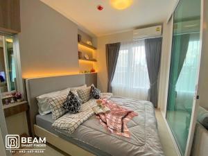 For RentCondoRatchadapisek, Huaikwang, Suttisan : CT015_P💖Chapter one eco Ratchada-Huaikwang💖**Fully furnished**