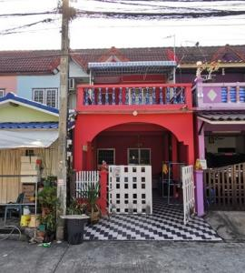 For SaleTownhouseNawamin, Ramindra : BH_01093 House for sale Wongsakron 5 Sukaphiban 5