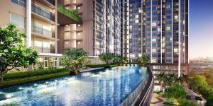 For SaleCondoRama9, RCA, Petchaburi : 2 Beds Hot Sale!!! -Supalai Veranda Rama9 @5.05 MB - High Floor20+ Fully furnished Large Room Near BTS Ari