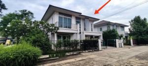 ขายบ้านอยุธยา : ขายบ้านเดี่ยว 2 ชั้น ม.พฤกษานารา 53 (ตรงข้ามโลตัสโรจนะ)