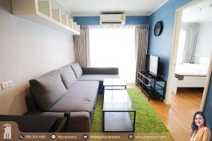 For RentCondoRama9, Petchburi, RCA : JY-R00047-For rent Lumpini Park Ratchada-Rama9 1bed 1bath 30sq.m Building B on 24th floor
