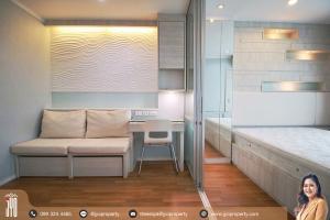 For RentCondoRama9, RCA, Petchaburi : JY-R00067-For rent Condo Lumpini Park Rama 9 - Ratchada Building B on 3 floor 26sq.m. 1bed 1bath