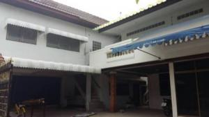 For SaleHouseRatchadapisek, Huaikwang, Suttisan : House for sale, Soi Wattana Niwet 4, Suthisan Rd., 866 sq m, 167 sq wa, suitable for living or making an office