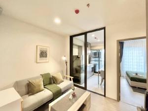 For RentCondoRama9, RCA, Petchaburi : Condo for rent Life Asoke Hype 🍁 very beautiful room 🍁 new room 🍁 rent 15000 baht only