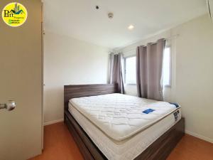 ขายคอนโดบางนา แบริ่ง : ขาย 💥ห้องนอนแยก💥 ลุมพินี เมกะซิตี้ บางนา  28.77 ตรม. 1  ห้องนอน  ชั้น 21  พร้อมขายทันที ภัทร 093.5462979