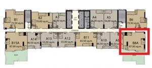 เช่าคอนโดสาทร นราธิวาส : Owner Post: ให้เช่า The Address Sathorn 2 ห้องนอนดีที่สุดในตึก ห้องมุมชั้น 36 ขนาด 87 ตารางเมตร วิวมหานคร-สีลม