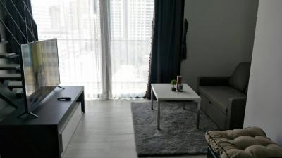 For RentCondoSilom, Saladaeng, Bangrak : Condo for rent, The Loft Silom, near BTS Surasak