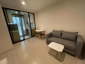 For RentCondoChengwatana, Muangthong : (For Rent) Condo New Noble Chaengwattana: 30 sqm., 8th floor, new clean room, near Makro, Makro, Chaengwattana, just 2 minutes walk.