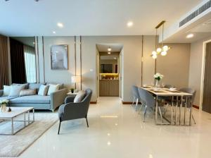 For RentCondoWongwianyai, Charoennakor : Supalai Premier 2 Bedrooms 2 bathrooms fully luxurious decorated room with best market rental rate in this building