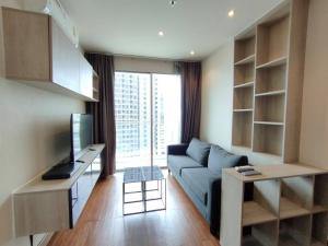 For RentCondoOnnut, Udomsuk : Condo for rent at Skywalk BTS Phrakanong 1 bedroom 50 sqm on 17 floor unblocked view