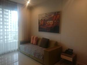 For RentCondoRama9, RCA, Petchaburi : Good Price!!! 15K _ For rent 1 Bed 40 Sqm_Condo Circle1 (Petchaburi 36)_MRT :Petchaburi 800 m. and BTS : nana 900 m.
