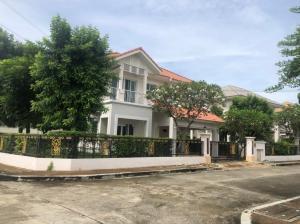 เช่าบ้านมีนบุรี-ร่มเกล้า : ให้เช่า หมู่บ้านเพอร์เฟค ซอยรามคำแหง 164 บ้านเดี่ยวมุม หลังใหญ่