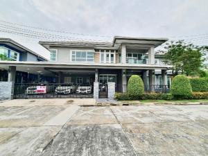 ขายบ้านนวมินทร์ รามอินทรา : 🏡ขายบ้านเดี่ยวมือหนึ่ง พร้อมสระว่ายน้ำส่วนตัว 'บางกอก บูเลอวาร์ด (Bangkok Boulevard) รามอินทรา 3' ซ. รามอินทรา 62  ห้องมุม 6 นอน พื้นที่ใช้สอย 350 ตรม. (68180) 🌿