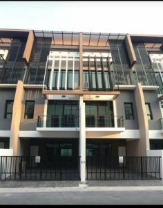 ขายตึกแถว อาคารพาณิชย์บางนา แบริ่ง : ขายและให้เช่า ทาวน์เฮ้าส์บ้านซอยสุขุมวิท 50 Townhouse Sukhumvit 50 For Sale and Rent