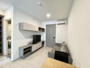 For RentCondoVipawadee, Don Mueang, Lak Si : Condo for rent Knightbridge Phaholyothin-Interchange 🍁 30 sqm 🍁 cheap price 9500 baht only