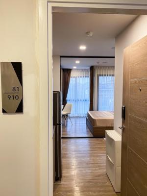 ขายคอนโดรังสิต ธรรมศาสตร์ ปทุม : 🔥🔥ขายด่วน พร้อมผู้เช่าสัญญา 24 เดือนห้องใหม่ Kave Town Space คอนโดข้าง ม.กรุงเทพ ตึก D ห้องมุม ตกแต่งสวย เครื่องใช้ไฟฟ้าแบรนด์
