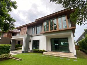 ขายบ้านพัฒนาการ ศรีนครินทร์ : บ้านสวยสไตล์รีสอร์ท : บุราสิริ พัฒนาการ ( บ้านใหม่ยังไม่เคยเข้าอยู่ )