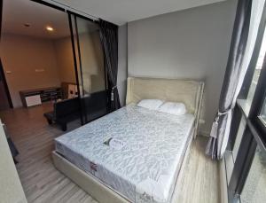 เช่าคอนโดลาดพร้าว เซ็นทรัลลาดพร้าว : Condo for RENT at The Belgravia รัชดา-ลาดพร้าว15  พื้นที่ 29.29 ตรม. 1 ห้องนอน 1 ห้องน้ำ ชั้น 2 มีเครื่องซักผ้า ให้เช่า 10,000 บาท/เดือน