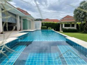 For SaleHouseHua Hin, Prachuap Khiri Khan, Pran Buri : House for sale ,modern style for sale ,big private pool located HuaHin 88 just 10 minute dive to town.