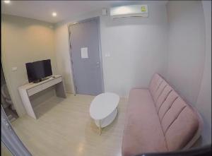 For SaleCondoRamkhamhaeng, Hua Mak : The Base Condo (Rama 9-Ramkhamhaeng 🍁 beautiful room, fully furnished 🍁 selling for 2.3 million baht only)