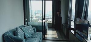 เช่าคอนโดราชเทวี พญาไท : ปรับลดราคา (20,000) Ideo Mobi รางน้ำ 1ห้องนอน (ห้องมุมกระจก) สนใจติดต่อ 065-464-9497