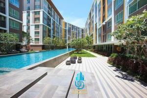 ขายคอนโดพัทยา บางแสน ชลบุรี : ขาย dcondo Campus Resort Bangsaen ( ดีคอนโด แคมปัส รีสอร์ท บางแสน )