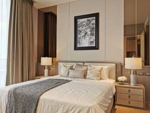 เช่าคอนโดวงเวียนใหญ่ เจริญนคร : Fabulous one you're worth! For Rent at Magnolias Waterfront Residences [MWRI-504101]