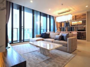 For RentCondoWitthayu,Ploenchit  ,Langsuan : Noble Ploenchit for rent, 2 bedrooms, 2 bathrooms, 118 sqm., near Ploenchit BTS only 100 meters.