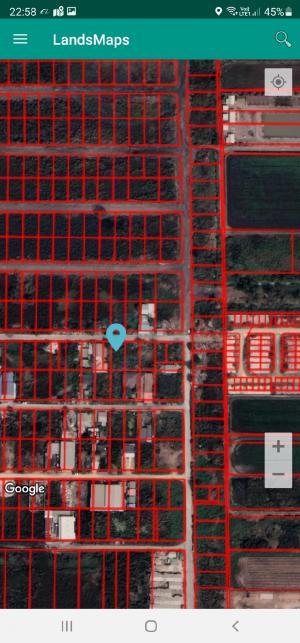 For SaleLandRangsit, Thammasat, Patumtani : ขายที่ดินถูกเหมาะสร้างบ้าน 100 ตรว. คลอง 4